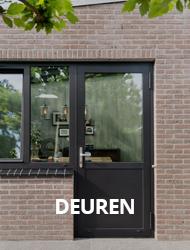 Aluminium deuren van Kozijnmaatwerk.nl