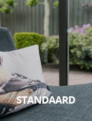 Aluminium standaard producten van Kozijnmaatwerk.nl